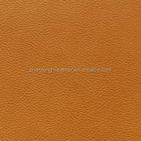 Small Leechee Grain Pattern Guangzhou Synthetic PU leather