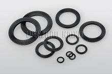 serrated safety washer DIN9250