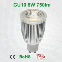 2015 led par lightCE ROHS SAA 8W Dimmable spotlight used for replacing 70w. metal halide led lights 12 volt mr16 led spotlight