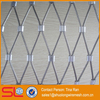 Hebei Shuolong supply 304 ferruled Stainless steel rope net for zoo 2mm rope wire x 50mm opening