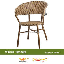 aluminium wicker chair party chairs for sale