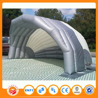 Custom Outdoor Wedding Party Tent Inflatable Trailer Tent Inflatable Car Cover