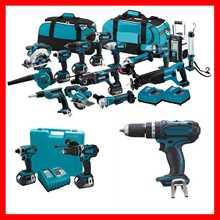 Makita LXT1200 18-Volt LXT Lithium-Ion Cordless 15-Piece cordless tool combo kits