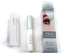2015 new products on market private label eyelash extensions FEG EYE LASH GROW Serum