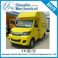 Top selling mobile restaurant car for sale