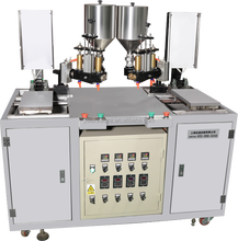 JT Double Disc Egg roll machine