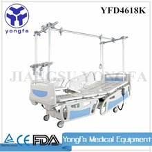 YFD4618K Medical Bed For Hopsital ward lumbar traction bed