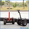 Short charging time big wheels auto balancing electric powered scooter