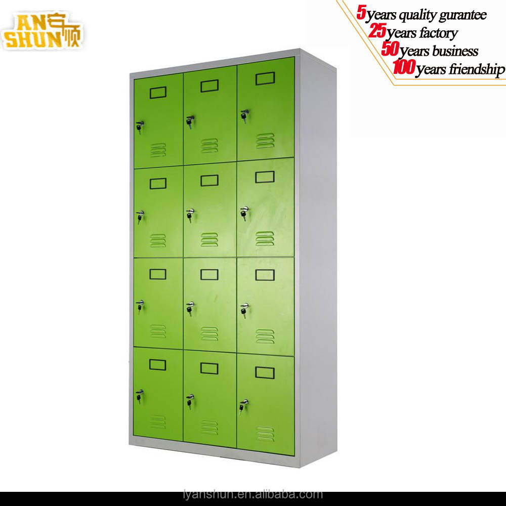 2015 new style steel locker ikea metal locker cabinet for Metal lockers ikea