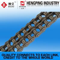 high quality steel american standard forklift roller chain