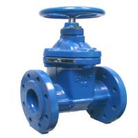DIN /MSS/JIS standard chain wheel gate valve