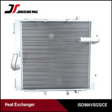 China manufacturers of customized made whole sale excavator oil cooler SK200-3