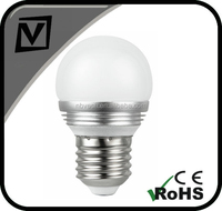 5W E27 G45 led globe bulb,LED energy saving lamp
