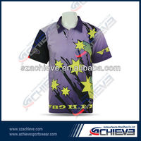 sublimated newest style club race wear