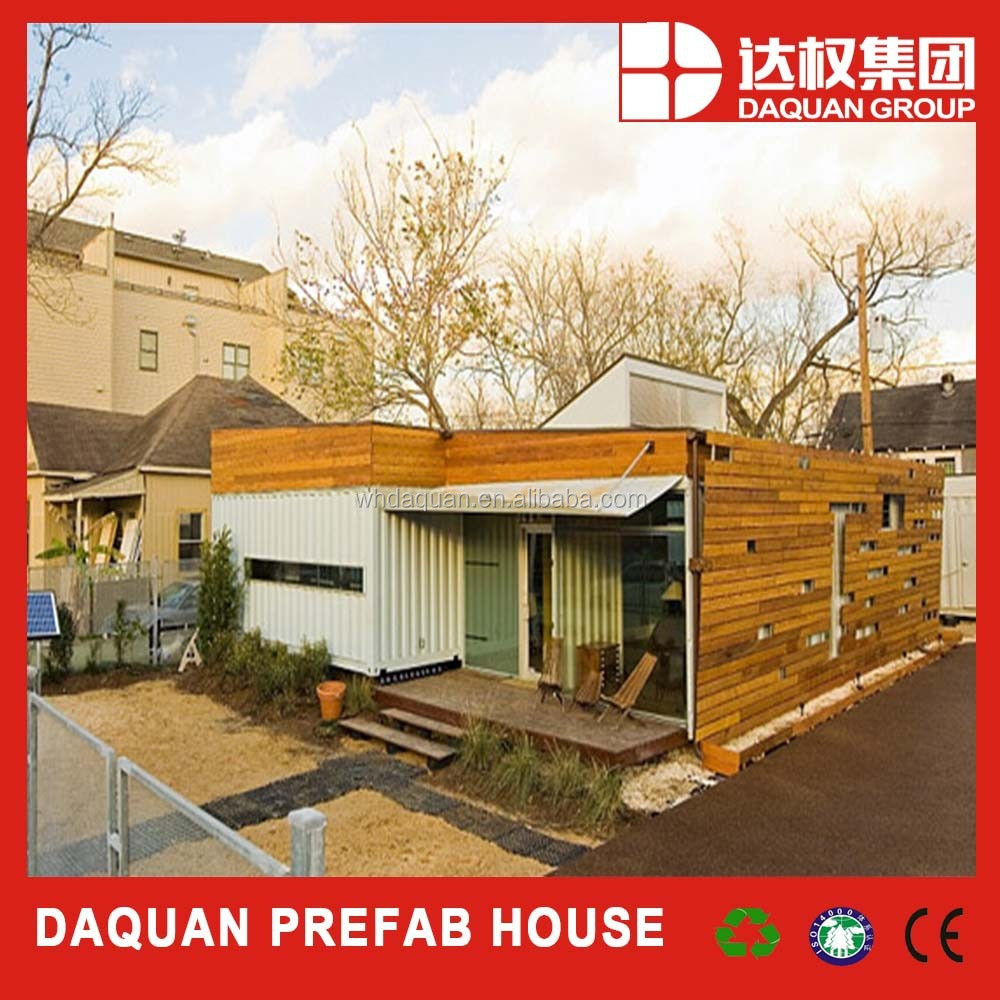 Promotion Daquan Prefab Modern Small House Mobile Cabin