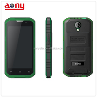 4.5inch unlocked touch screen 3G mobile phone dual core waterproof shockproof android phone