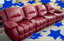 Genuine leather Recliner Chair Set/Recliner Chair Massage/Recliner Furniture LS601
