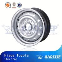 BAOSTEP Cold Forged Bv Certified Machinery Undustrial Steel Wheel