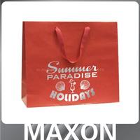 Guangdong Manufacturer fashion square bottom paper bag