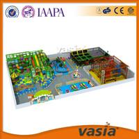 Large Supermarket Size Amusement Park Combination Indoor Playground