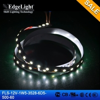 Edgelight party decorations circuits led lighting 12 volt led strip light auto best sell