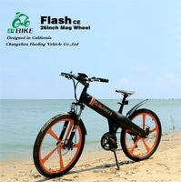 Storage Battery power Supply and Brushed engine china electric bicycle for sale