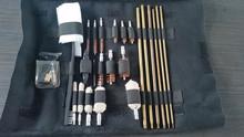 27 Piece Roll Up Universal Rifle / Shotgun Cleaning Tool Kit