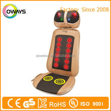 wholesale in China massage cushion for blood circulation,top grade 3d massage cushion and pillow product
