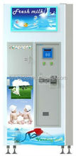 Coin operated automatic Milk vending machine
