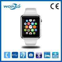 Smart Watch Dual Core Android SIM Watch Phone Bluetooth Smart Watch Phone