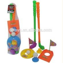Nuevo juego de juguetes! Interior de golf el deporte juguetes para los niños