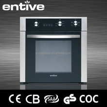 GEHC65MSST home use built in gas and electric oven