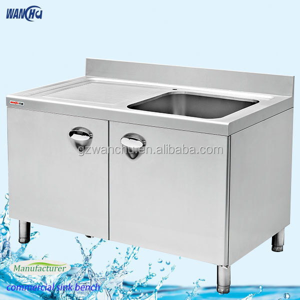 Steel Kitchen Sink With Cabinet Buy Free Standing Sink Kitchen Sink