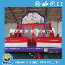 New Design Inflatable Jumper Combo/Lovly Cartoon Inflatable Bouncer Whit Slide On Sale