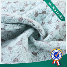 2015 new Wholesale Mesh polyester knit lace fabric