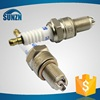 Top quality best sale made in China ningbo cixi manufacturer 110cc motorcycle spark plug