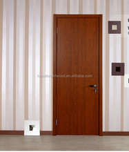 Mahogany Veneer Bed room Flush Interior Wooden Doors, Room Door, Doors Room