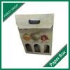 CUSTOM DESIGN CARDBOARD LUXURY PAPER WINE BOX WHOLESALE