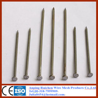 Construction pure raw material bright finished common round iron wire nails products good price from alibaba China supplier