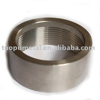 Pipe Fittings Half Coupling Precision Cast ,mechanical coupling pipe joint