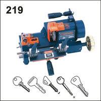 Top best duplicate car key maker model 219 wenxing key cutter for key duplicating machines