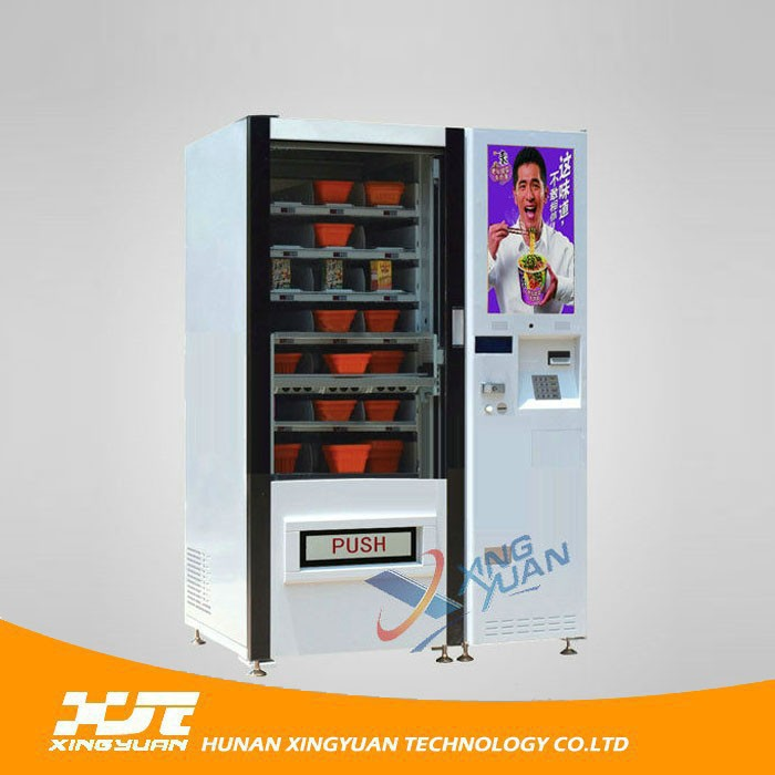 vending machine for pizza