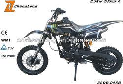 2015 new design 150cc automatic dirt bikes