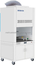 Tempered Glass Housing and CE,ISO,SGS,MET Certification Fume Hood extraction system