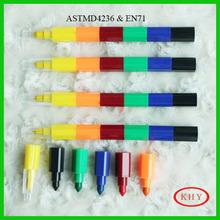 Set Packaging Quadrate Wax Caryon Type wholesale Crayola Crayons