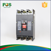 DELIXI electric circuit breaker 3p moulded case circuit breaker overload protection device