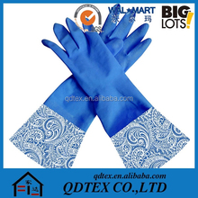 Custom high quality extra long fish cleaning gloves