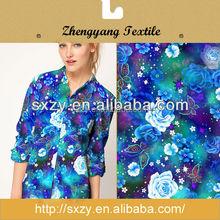 Hot sale eco friendly custom new desig visco wax print fabric