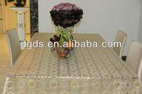 Custom Printed Plastic Table Cover