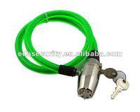TK215-2 New Alarm Bicycle Wire Lock